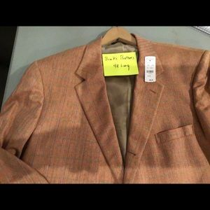 Men's Brooks Brothers 2 Button Blazer 48Long